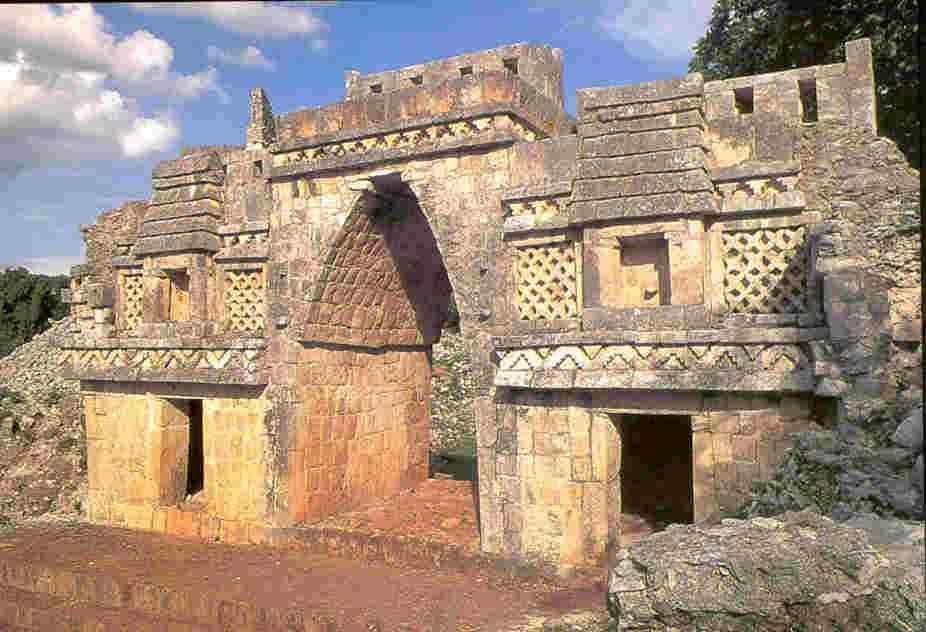 Yucat n identidad y cultura maya universidad aut noma for Las construcciones de los mayas